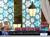 Ha Shahray Nabi saww Taray Kya Khoob Nazaray Hain by Muhammad Arslan Qadri Neo TV _ Ramadan Transmission 2015