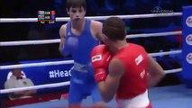 Mamishzada becomes 52kg Boxing World Champ - Universal Sports