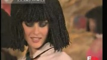 JOHN GALLIANO Autumn Winter 1997 1998 Paris 2 of 3 pret a porter Woman by Fashion Channel