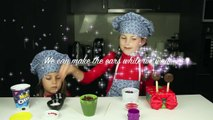 Make CHRISTMAS BEAR OREO POPS Chocolate Cake pop alternative cute how to baking