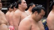 L'alimentation hors norme des Sumos au Japon