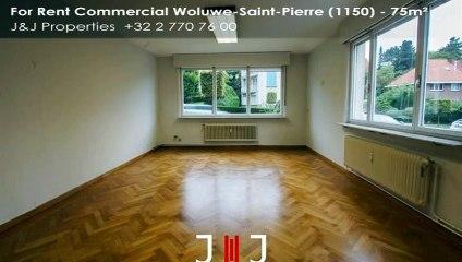 For Rent - Commercial - Woluwe-Saint-Pierre (1150) - 75m²