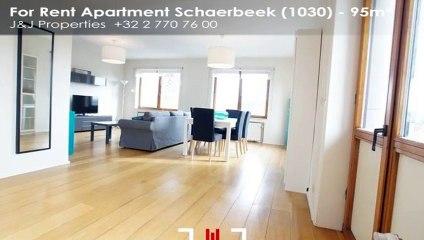 For Rent - Apartment - Schaerbeek (1030) - 95m²
