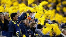 Michigan Fan Hysterically Cries After Stunning Loss to Michigan State