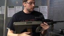 The AUG Assault Rifle