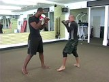 Mixed Martial Arts & Cage Fighting Basics : How to Target Areas in Mixed Martial Arts