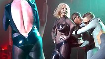 Britney Spears Suffers WARDROBE MALFUNCTION During Live Concert