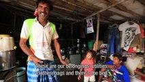 """Une plage indienne couverte de caca humain - 1200 indiens y font leur""""affaire"""" chaque jour"""