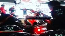 Jules Bianchi BEFORE Crash Accident at Suzuka GP F1 Japanese Japan Grand Prix Crashed REBLOP.com
