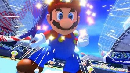 Court Trailer  de Mario Tennis Ultra Smash
