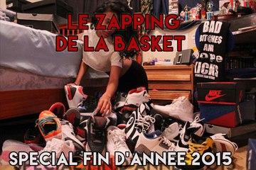 Le Zapping de la Basket spécial fin d'année 2015