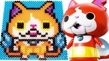 Perler Bead Super Mario Bros Scenes Pixel Art Show Video