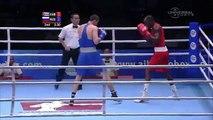 Tishchenko becomes 91kg Boxing World Champ - Universal Sports