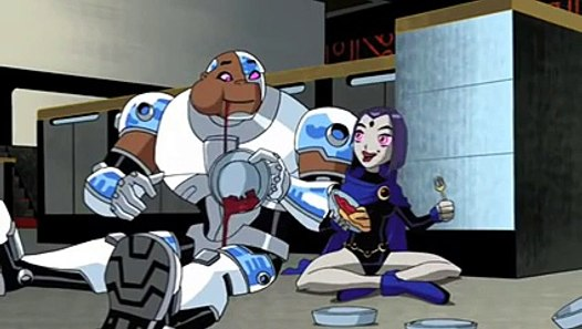 Teen Titans - Mother Mae Eye Clip 1 - Dailymotion Video