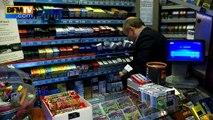 Les produits anti-tabac doivent-ils être vendus en bureau de tabac?