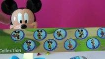 Huevos Sorpresa de Mickey Mouse ★ Surprise Eggs Juegos Para Niños y Niñas
