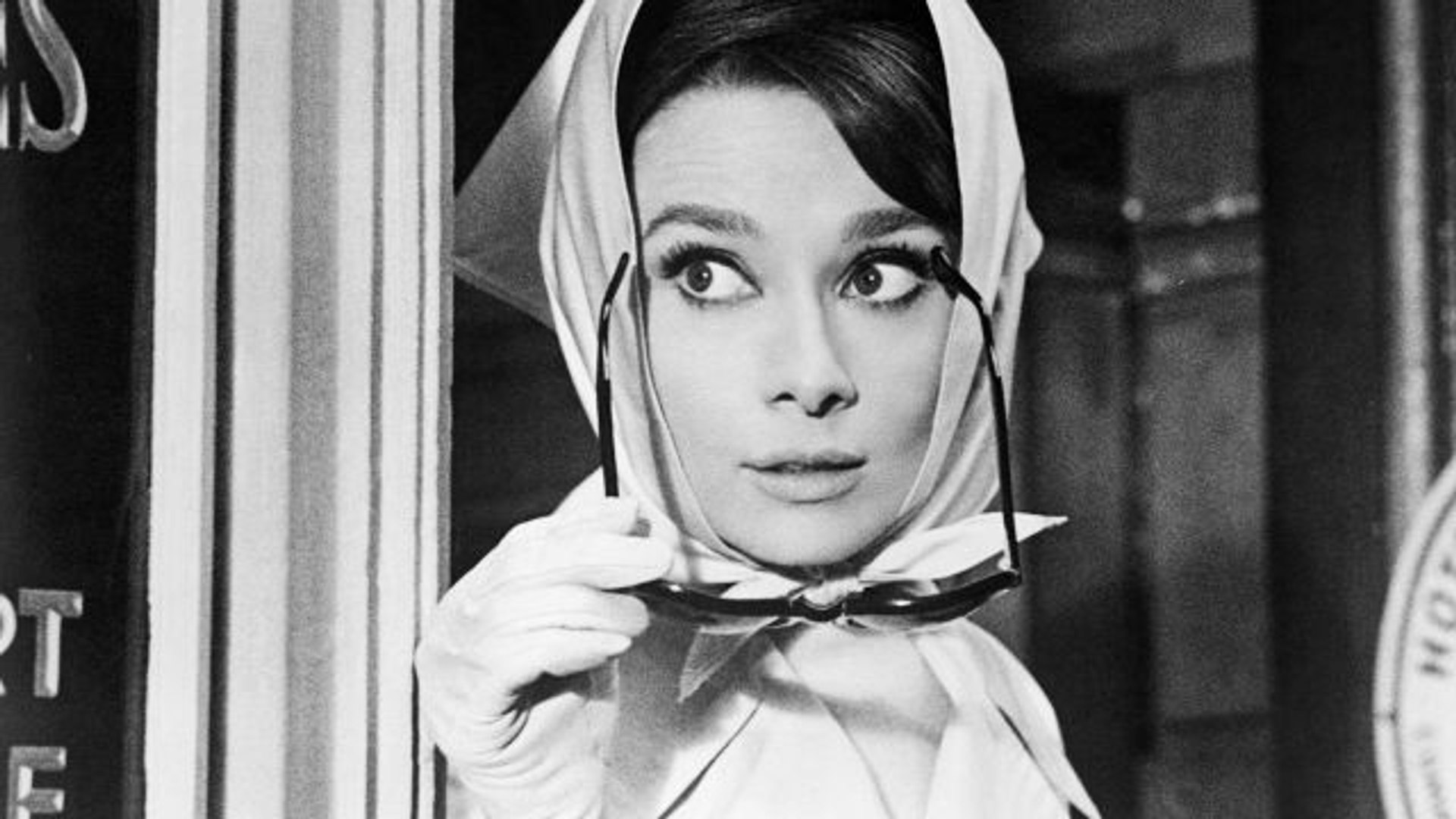 Throwback Thursdays with Tim Blanks - Audrey Hepburn Honors Friend Hubert de Givenchy at His Career