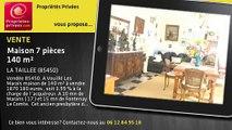 A vendre - Maison - Vouille Les Marais (85450) - 7 pièces - 140m²