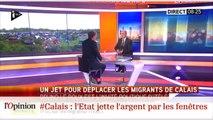 #tweetclash : #Calais : l'Etat jette l'argent par les fenêtres