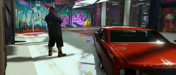 GTA Online - Le retour de Benny's en vidéo de Grand Theft Auto V