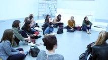 Soirée REGARDS à l'exposition Co-Workers   Musée d'Art moderne de la Ville de Paris