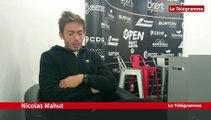 Open de Brest. Mahut : « Des conditions de jeu excellentes à Brest »