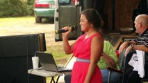 Cassie Gonzalez sings 'How Great Thou Art' Elvis Week 2015