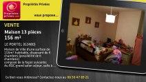 A vendre - Maison de ville - Le Portel (62480) - 13 pièces - 156m²