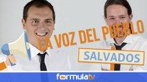 La Voz del Pueblo: El pueblo opina sobre el debate Albert Rivera vs Pablo Iglesias en 'Salvados'