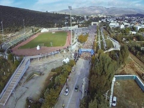 Athens Marathon. The Authentic - 2015 TV Trailer