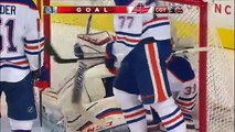 Edmonton Oilers Vs Calgary Flames. October 17, 2015.