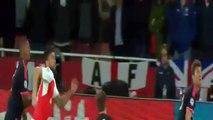 Arsenal - Bayern Monaco 2-0 gol e highlights Champions League