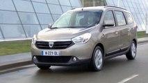 Dacia Lodgy Auto-Videonews