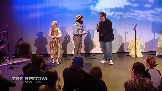 Willem Miller Tells Jokes With Mr. Jokes (Steve Whalen) The Special Without Brett Davis