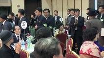 Emotivo reencuentro de familias coreanas tras más de 60 años