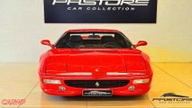 PASTORE R$ 399.000 Ferrari F355 F1 Berlinetta 1999 aro 18 RWD 3.5 V8 40v 380 cv 37 mkgf 295 kmh 0-100 kmh 4,6 s