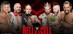 Dolph Ziggler, Cesaro & Neville VS Rusev, Sheamus & King Barrett | WWE Raw, October 2015