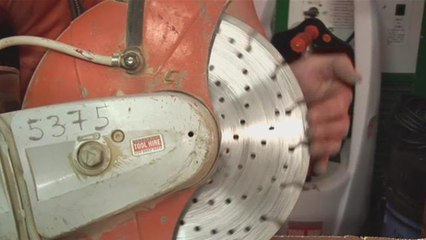 How To Handle A Cut Off Saw