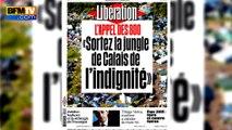 """Migrants: 800 personnalités appellent à un plan d'urgence pour la """"Jungle"""" de Calais"""