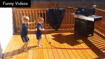 2015 Best Funny Videos Babies And Dogs Playing Best Funny Fails