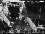 En péril, un navigateur français et son chat sautent sur le bateau de secours