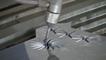 Découper du métal avec un jet d'eau
