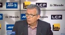 Questions d'info : Pierre Laurent,  sénateur de Paris, secrétaire national du Parti communiste français