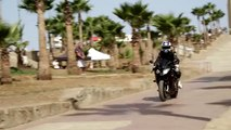 Mission- Impossible- Rogue Nation- Behind the Scenes of Motorcycles Stunts - Tom Cruisee