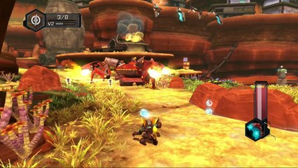 Ratchet & Clank : A Crack in Time : Clip