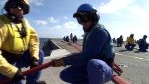 Remise à niveau opérationnelle du porte-avions Charles de Gaulle en Méditerranée