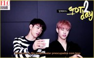 [Legendado PT-BR] GOT7 - GOT2DAY #07 Mark & Jinyoung