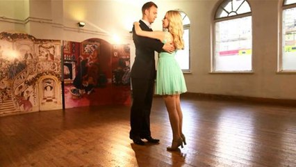 First Dance Fun: The moving box step