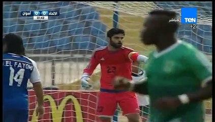 ملخص مباراة الاتحاد السكندري - أسوان ( الدوري المصري ) موسم 2015-2016