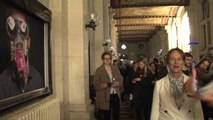 """Ségolène Royal inaugure """"le méridien climatique"""" : l'exposition qui questionne les grands enjeux environnementaux"""